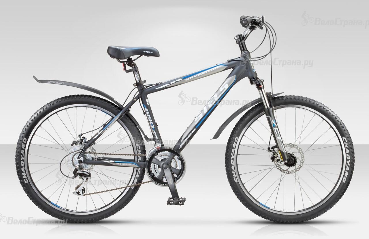 Велосипед Stels Navigator 650 MD (2015) велосипед stels voyager md 2015