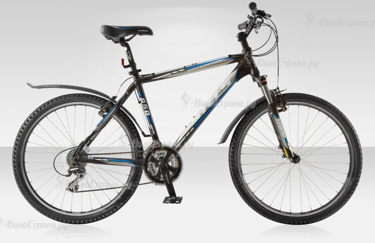 Велосипед Stels Navigator 650 (2014) велосипед stels navigator 290 2016