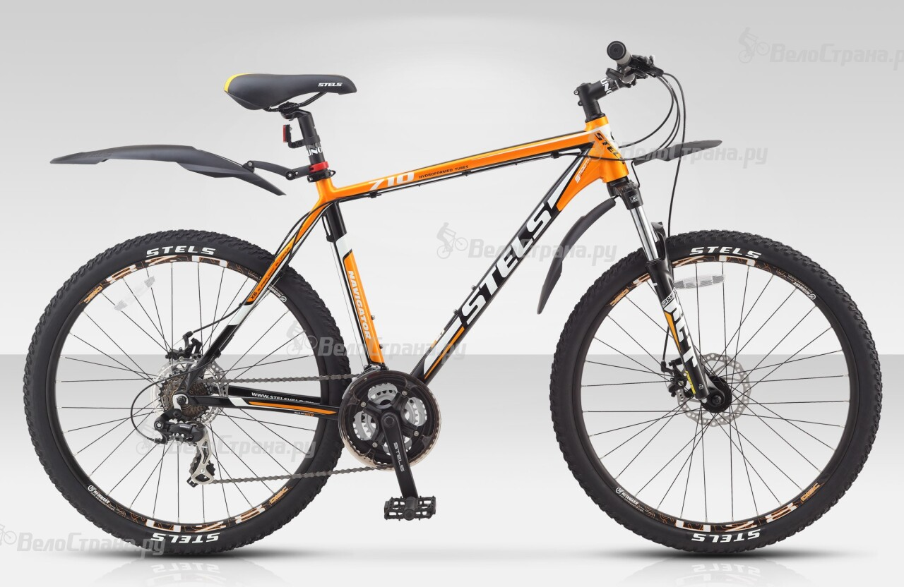 Велосипед Stels Navigator 710 Disc 27.5 (2014) велосипед stels navigator 250 2016