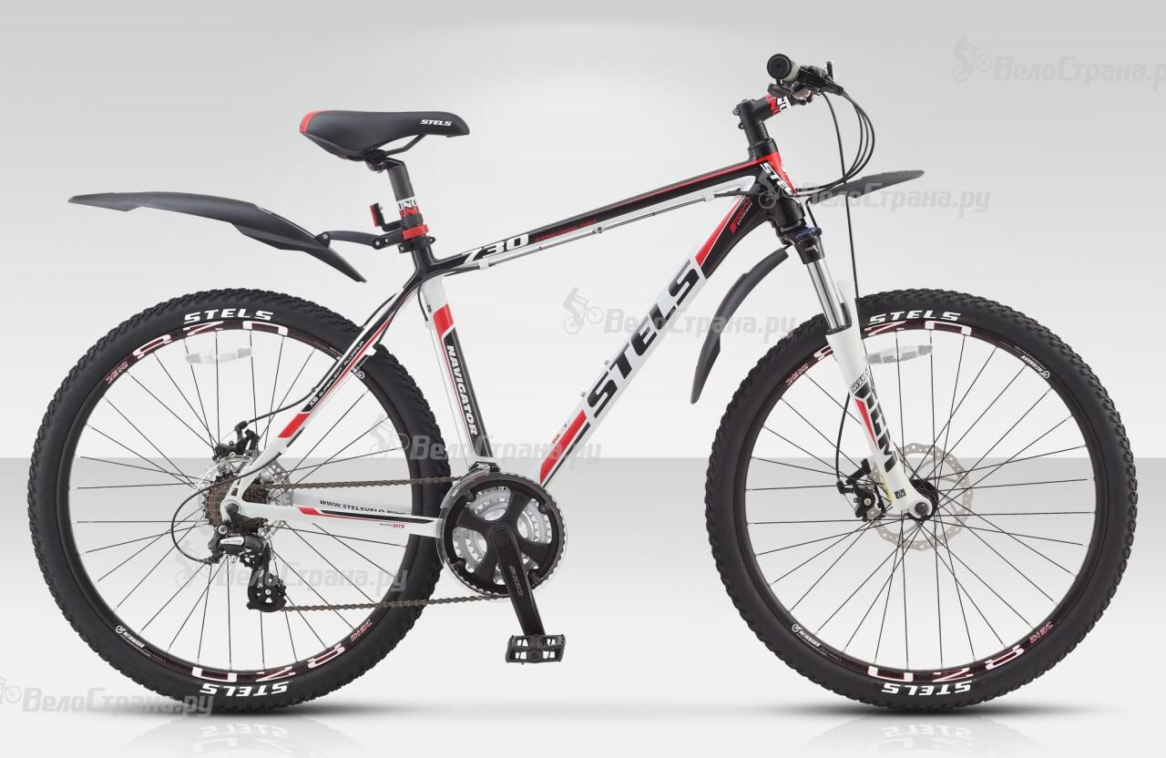 Велосипед Stels Navigator 730 Disc 27.5 (2014) велосипед stels navigator 380 2014