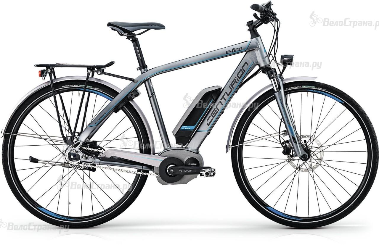 Велосипед Centurion E-Fire Sport 408 (2016) велосипед centurion e co 408 2016
