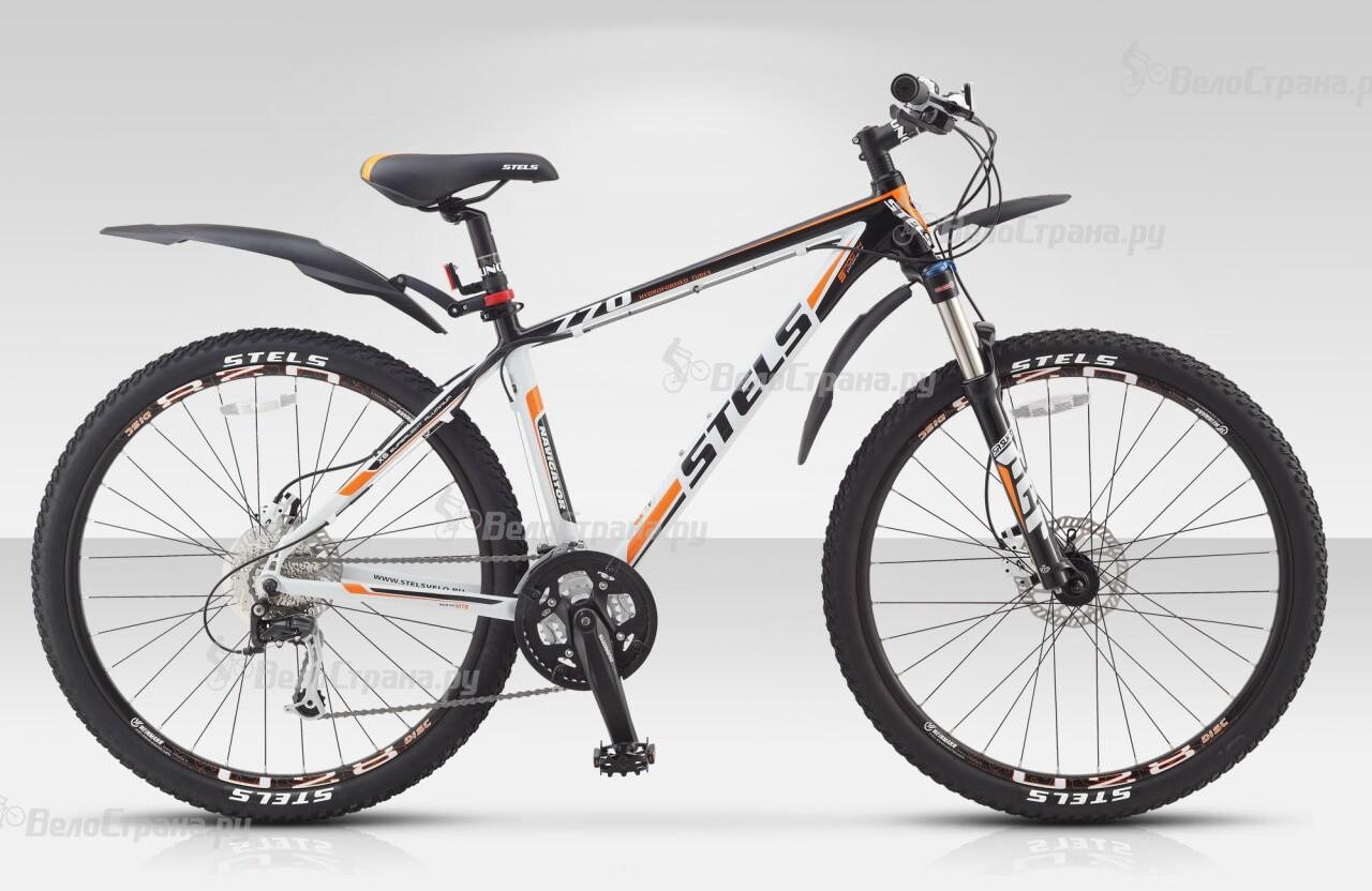 Велосипед Stels Navigator 770 Disc 27.5 (2014) велосипед stels navigator 830 disc 2014
