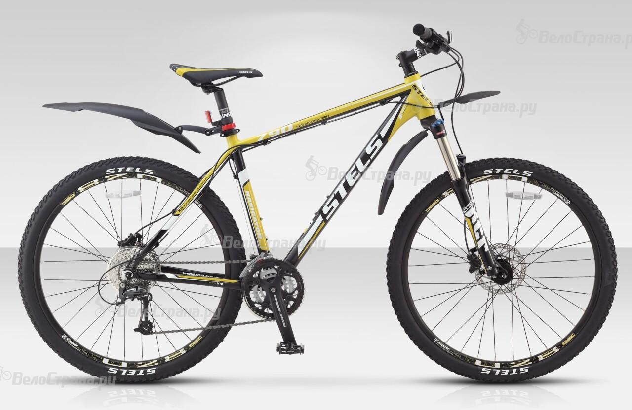 Велосипед Stels Navigator 790 Disc 27.5 (2014) велосипед stels navigator 310 2016