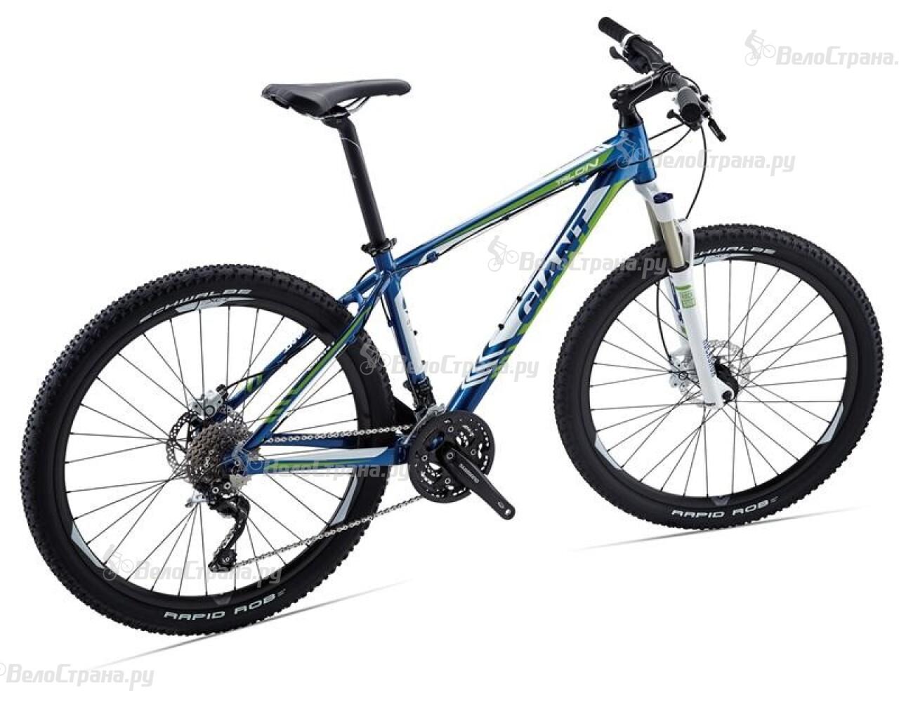 Велосипед Giant Talon 27.5 1 (2015)