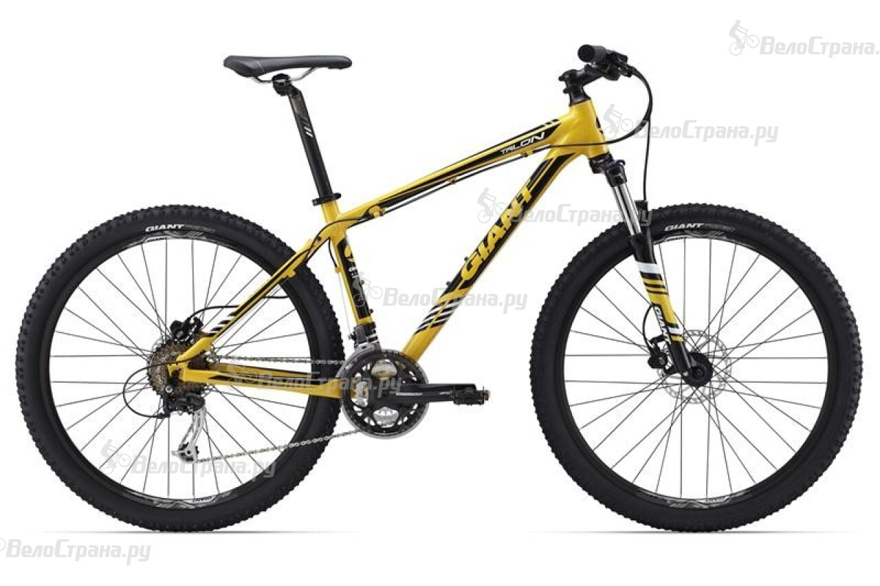 Велосипед Giant Talon 27.5 3 (2015)
