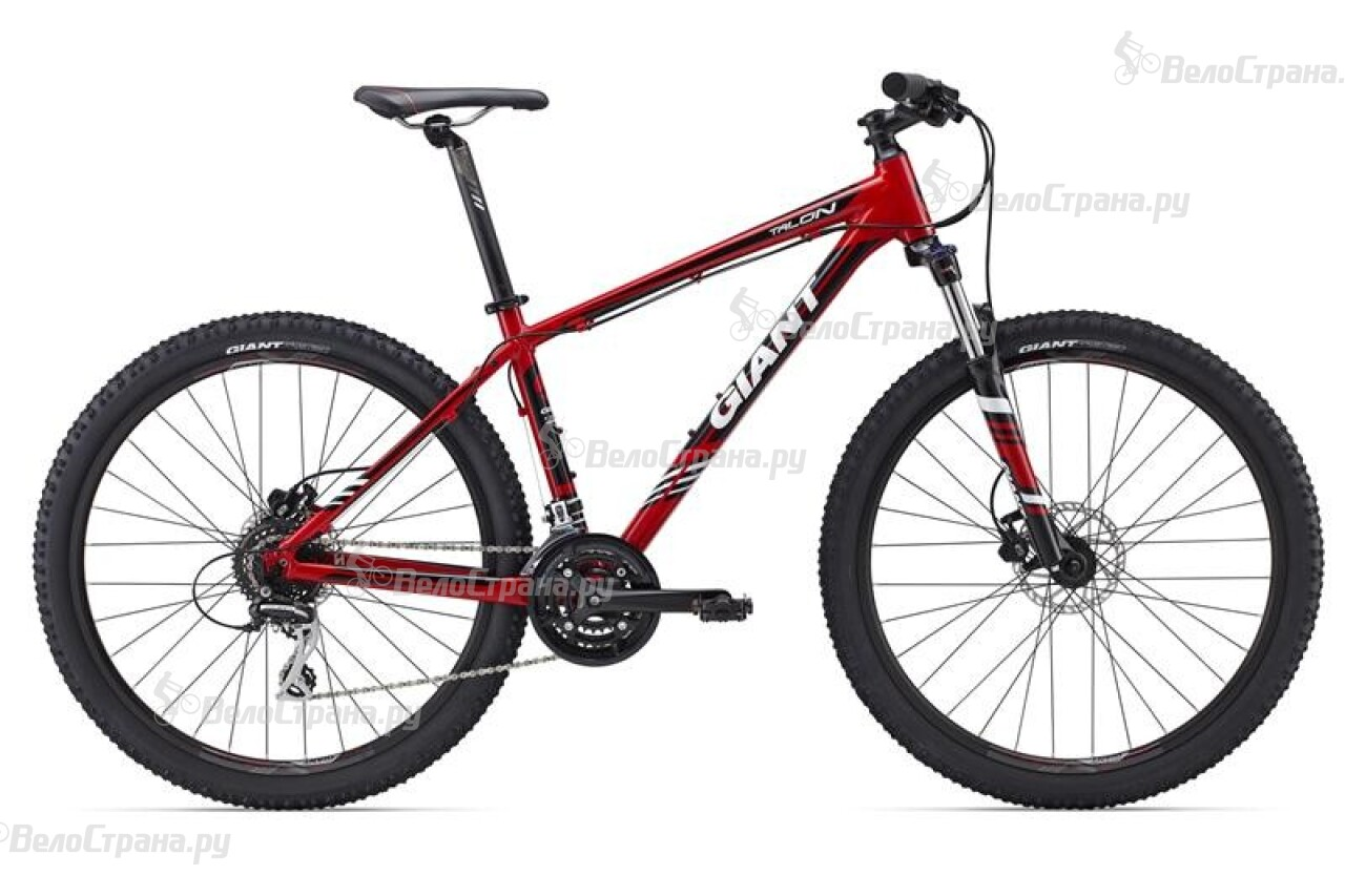 Велосипед Giant Talon 27.5 4 (2015)