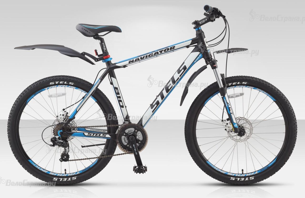 Велосипед Stels Navigator 810 Disc (2014) велосипед stels navigator 150 3sp 2016