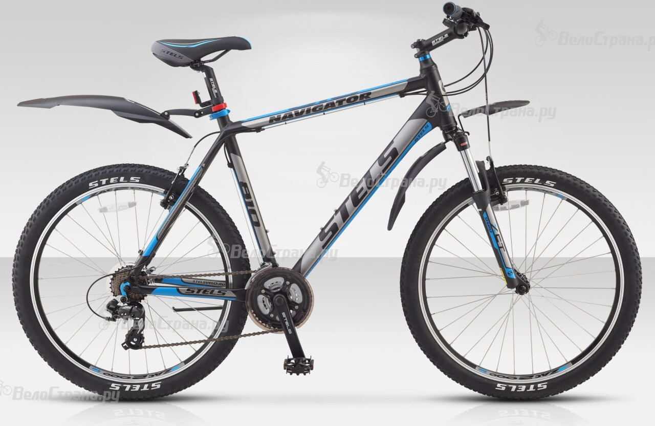 Велосипед Stels Navigator 810 (2014) велосипед stels navigator 250 2016