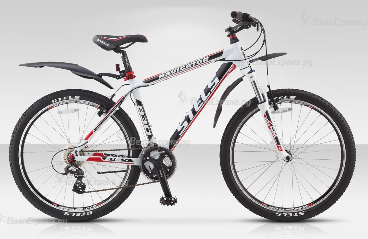 Велосипед Stels Navigator 830 (2014) велосипед stels navigator 310 2017