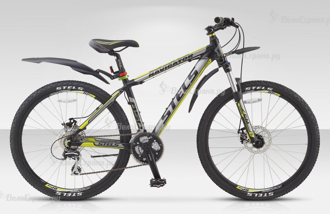 Велосипед Stels Navigator 850 Disc (2014) велосипед stels navigator 380 2016