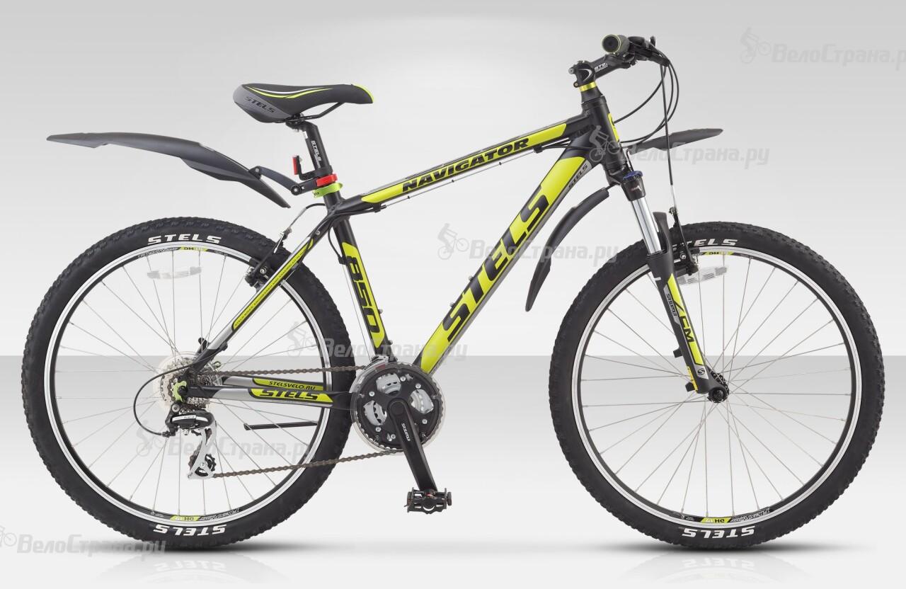 Велосипед Stels Navigator 850 (2014) велосипед stels navigator 850 md 2016