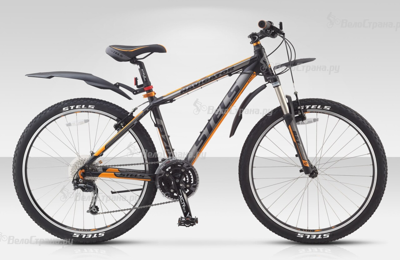 Велосипед Stels Navigator 870 (2014) велосипед stels navigator 380 2014