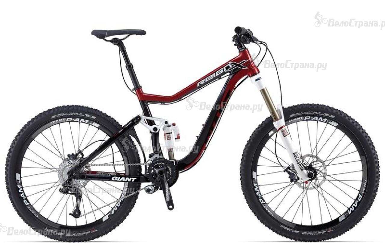 Велосипед Giant Reign X1 (2014)