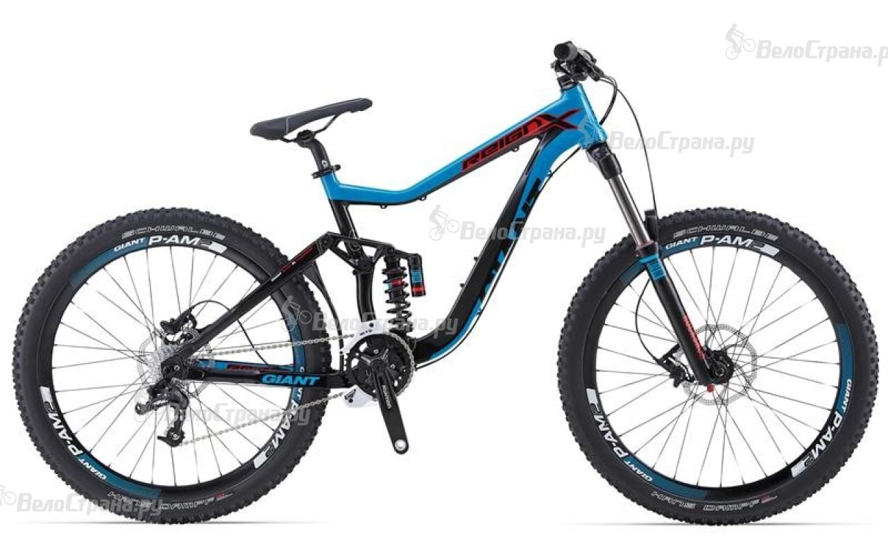 Велосипед Giant Reign SX (2014)