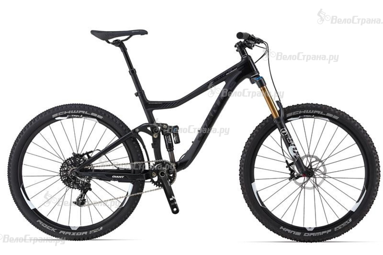 Велосипед Giant Trance Advanced SX 27.5 (2014)