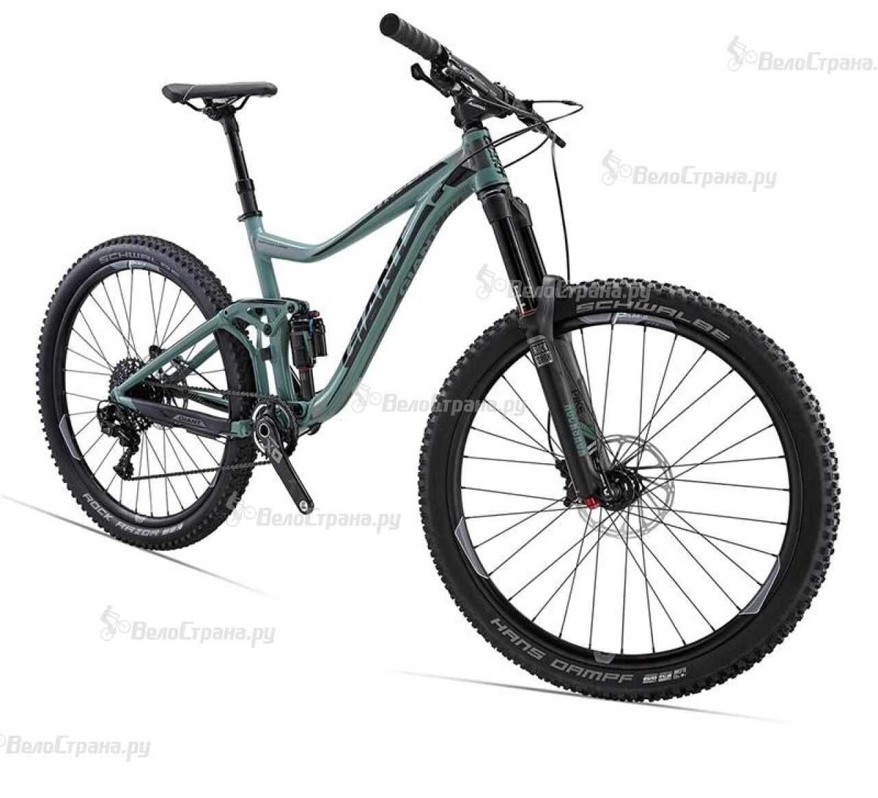 Велосипед Giant Trance SX 27.5 (2015)