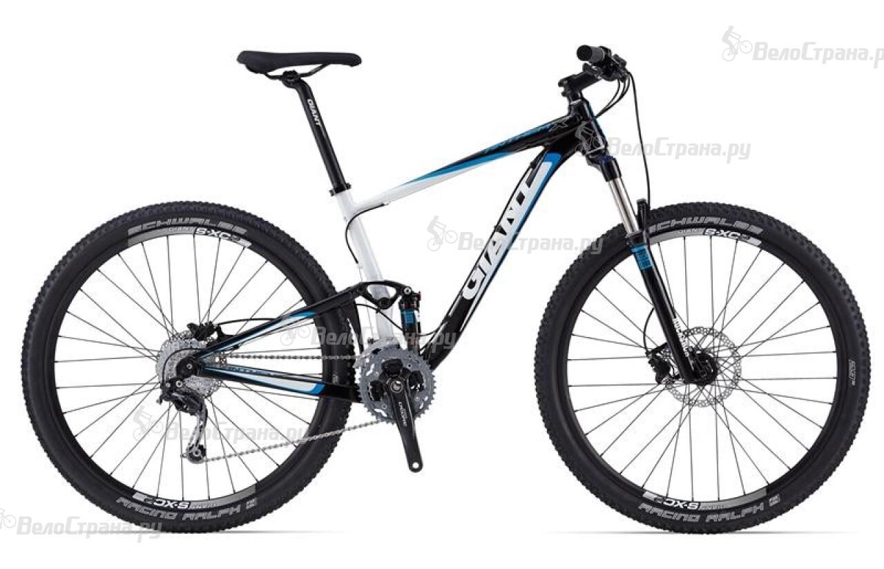 Велосипед Giant Anthem X 29er 3 (2014) велосипед giant anthem x 29er 1 2014