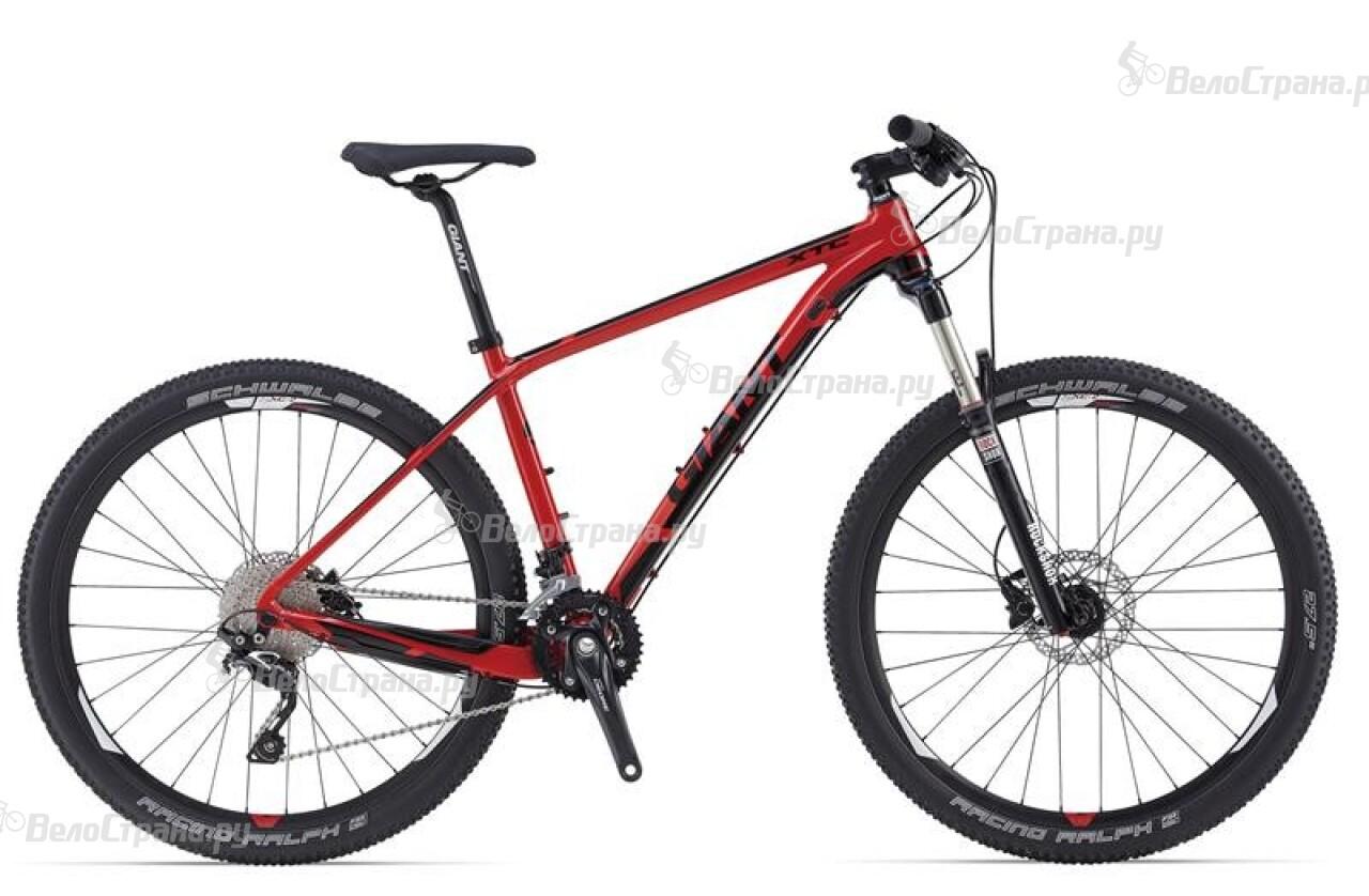 Велосипед Giant XtC 27.5 2 (2014) велосипед giant xtc 7 2014