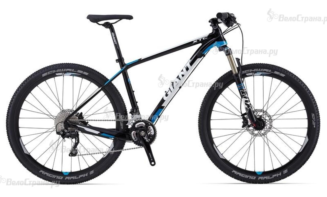 Велосипед Giant XtC 27.5 0 Team (2014) велосипед giant xtc 7 2014