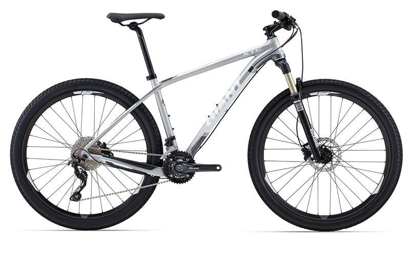 Купить Горный велосипед Giant XtC 27.5 1 (2015)