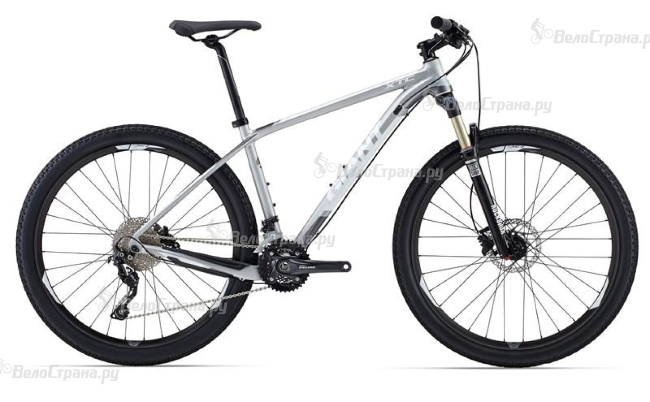 Велосипед Giant XtC 27.5 1 (2015) велосипед giant xtc 7 2014