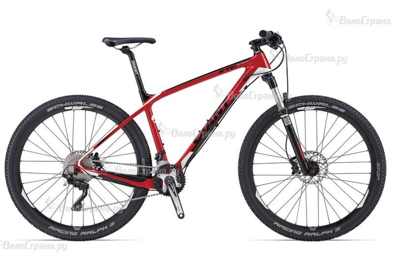 Велосипед Giant XtC Advanced 27.5 3 LTD (2014) цена и фото