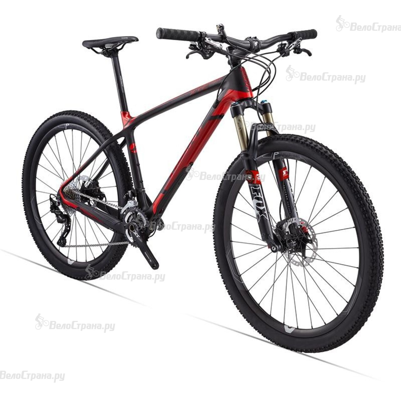 Велосипед Giant XtC Advanced 27.5 1 (2015)