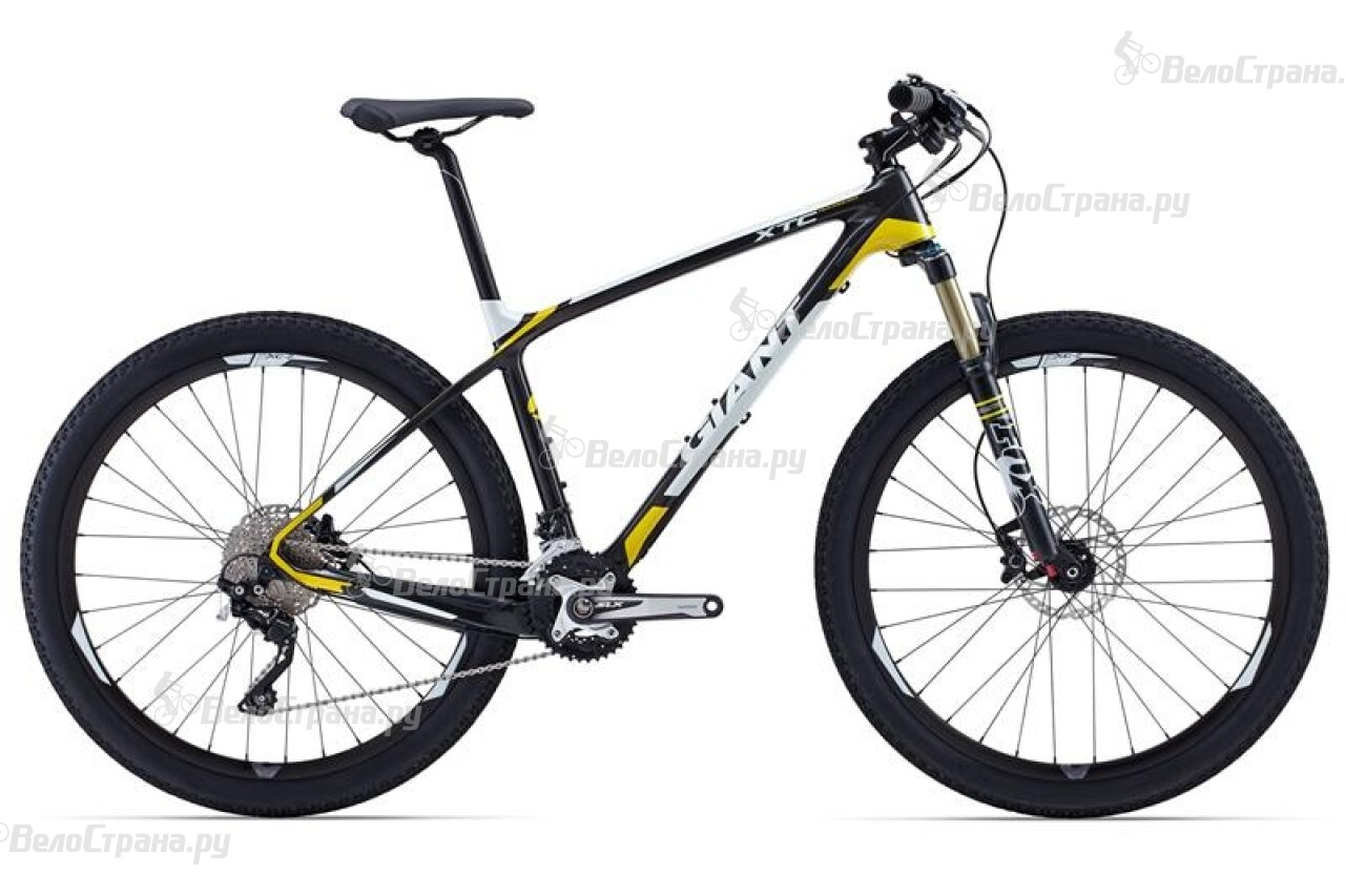 Велосипед Giant XtC Advanced 27.5 2 (2015)