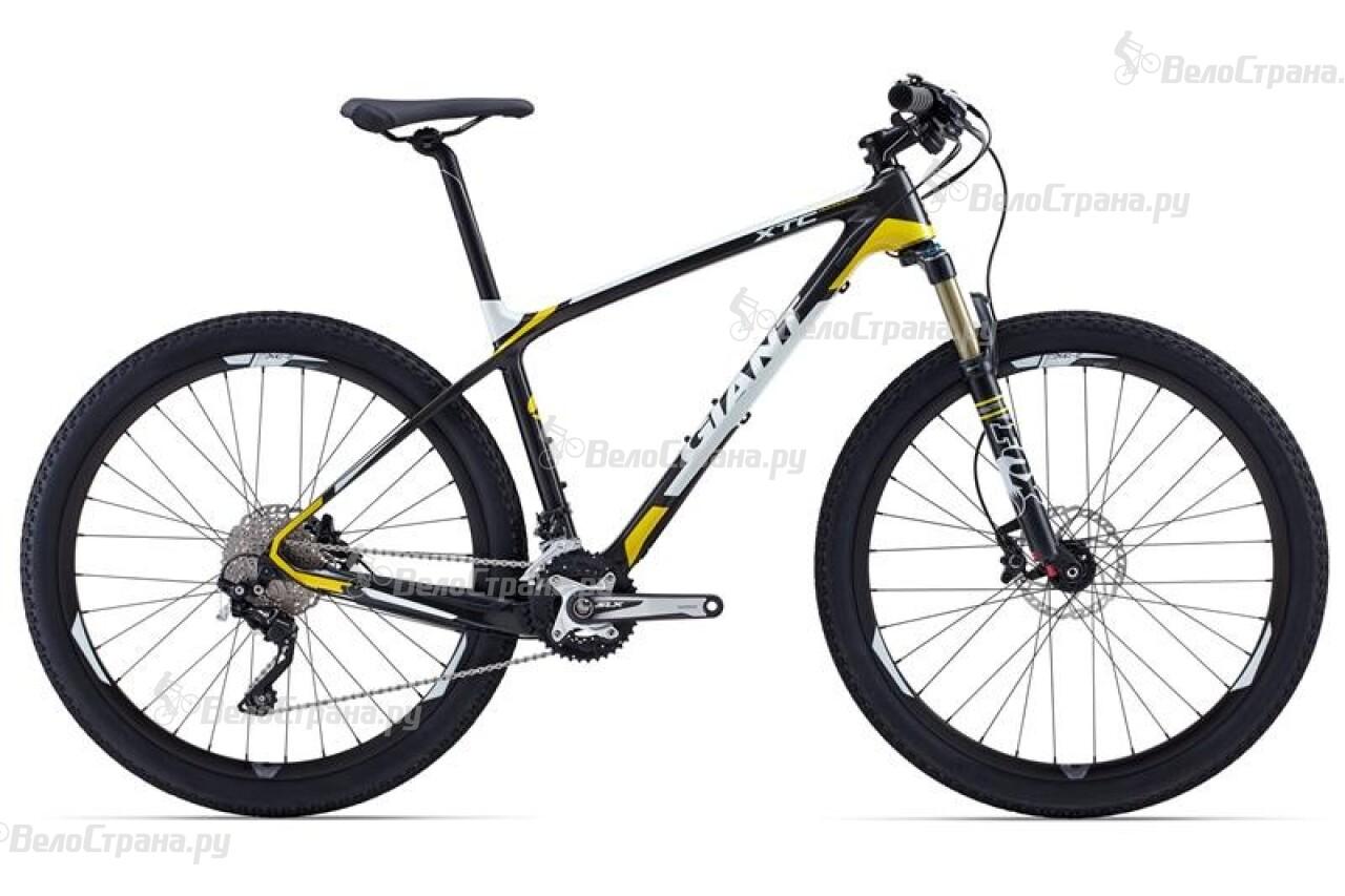 Велосипед Giant XtC Advanced 27.5 2 (2015) велосипед giant xtc 7 2014