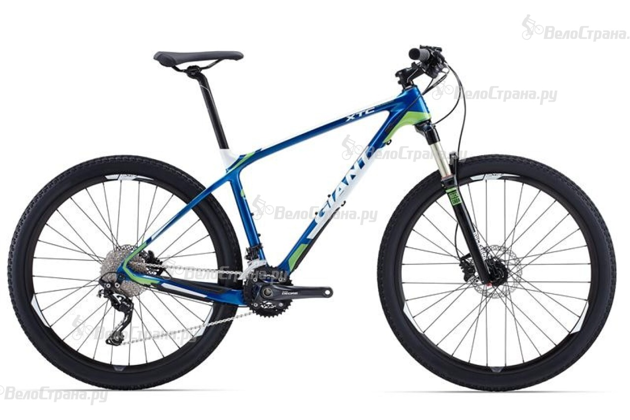 Велосипед Giant XtC Advanced 27.5 3 (2015)
