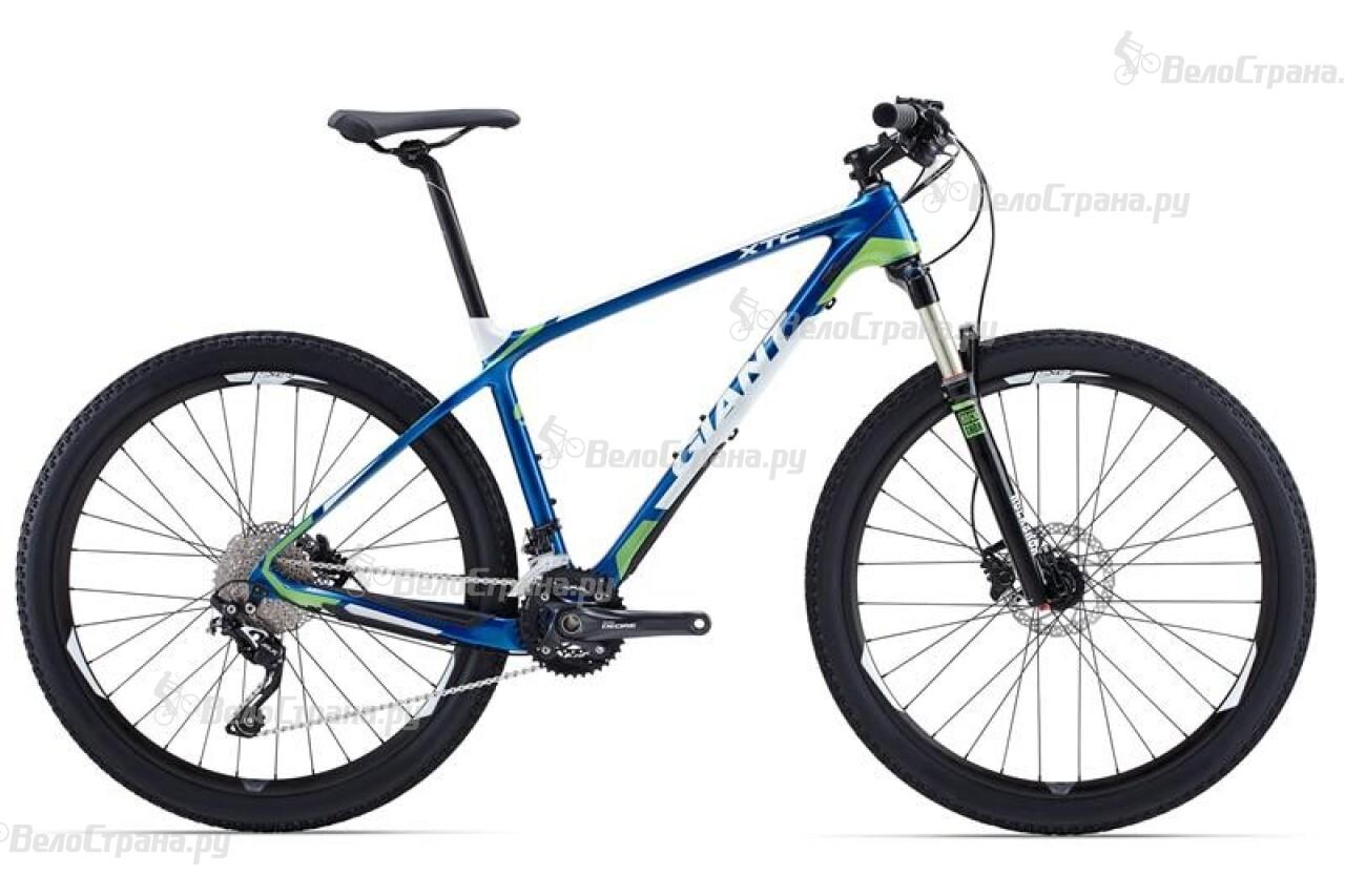 Велосипед Giant XtC Advanced 27.5 3 (2015) велосипед giant xtc 7 2014