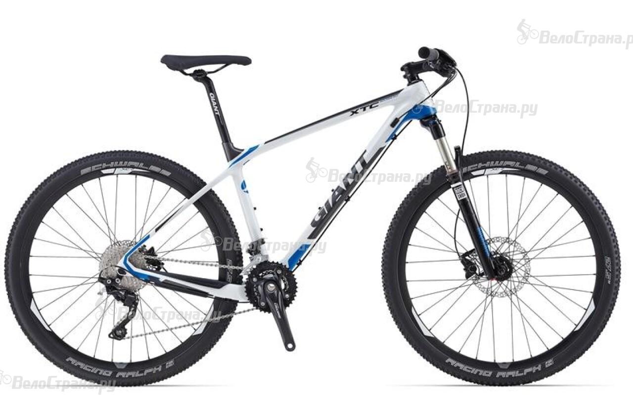 Велосипед Giant XtC Advanced 27.5 4 (2014) giant xtc 27 5 0 team 2014