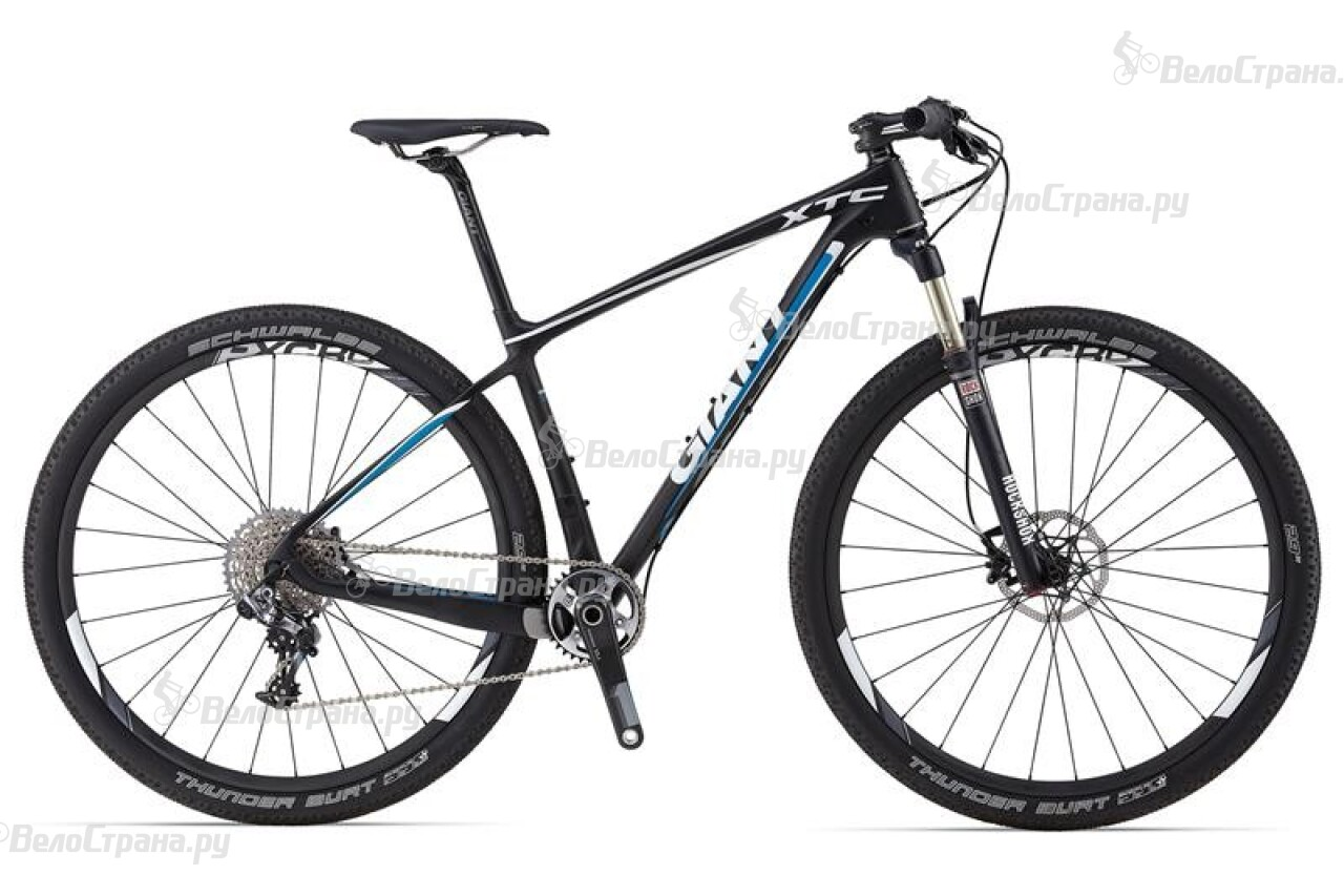 Велосипед Giant XtC Advanced SL 29er 0 (2014) цена и фото