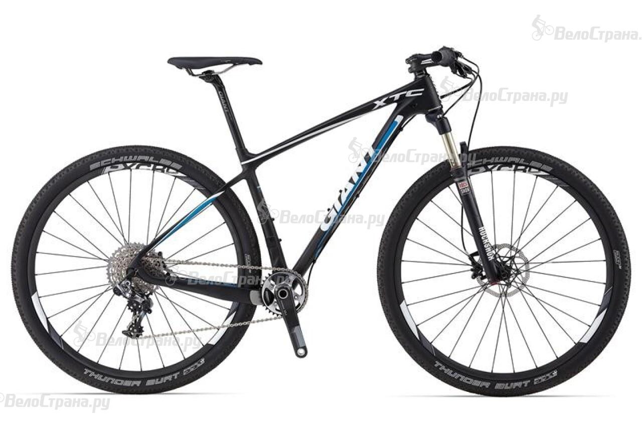 Велосипед Giant XtC Advanced SL 29er 0 (2014) велосипед giant xtc 7 2014
