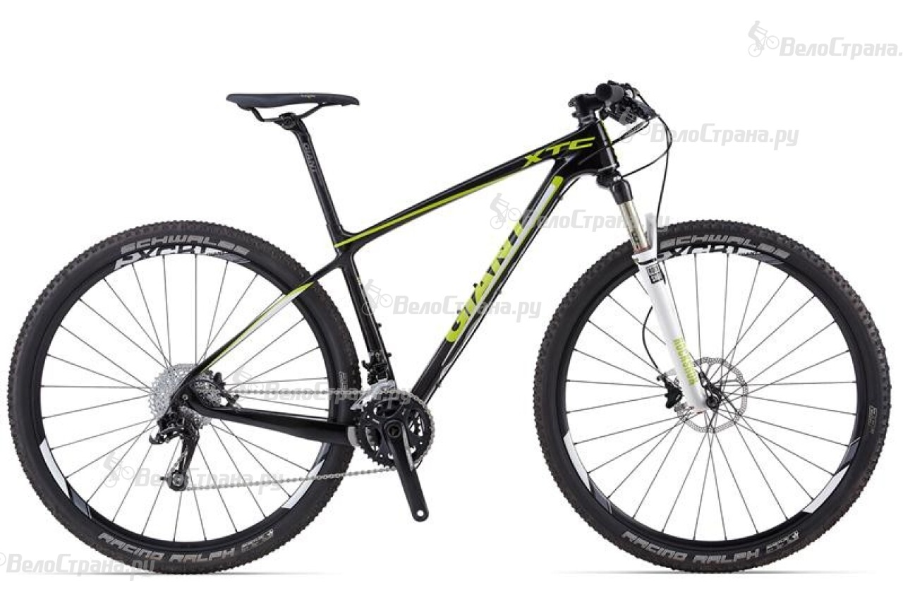 Велосипед Giant XtC Advanced SL 29er 1 (2014) цена и фото