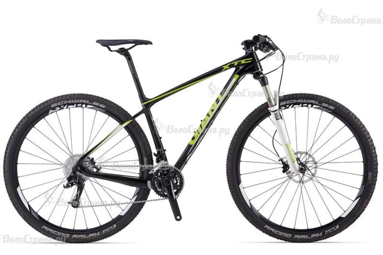 Велосипед Giant XtC Advanced SL 29er 1 (2014) велосипед giant xtc 7 2014
