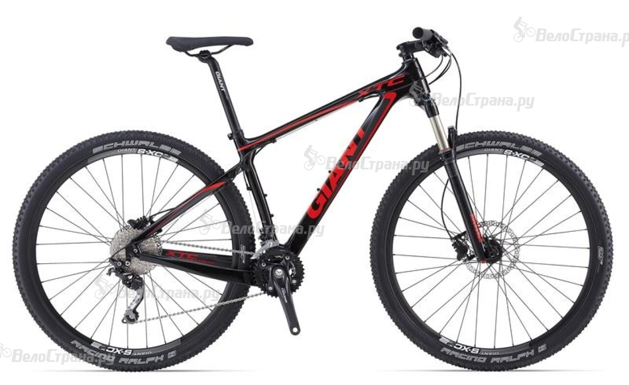 Велосипед Giant XtC Composite 29er 2 LTD (2014)