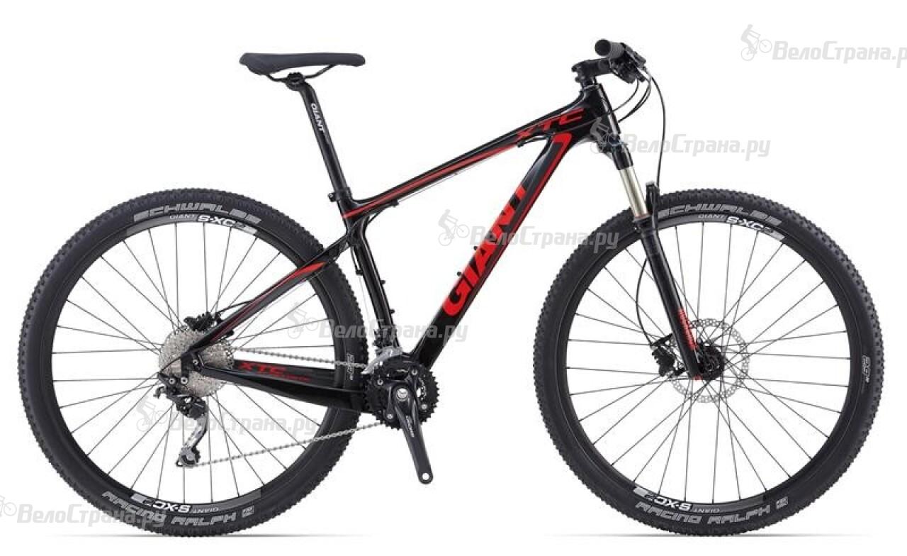 Велосипед Giant XtC Composite 29er 2 (2014) велосипед giant trinity composite 2 w 2014