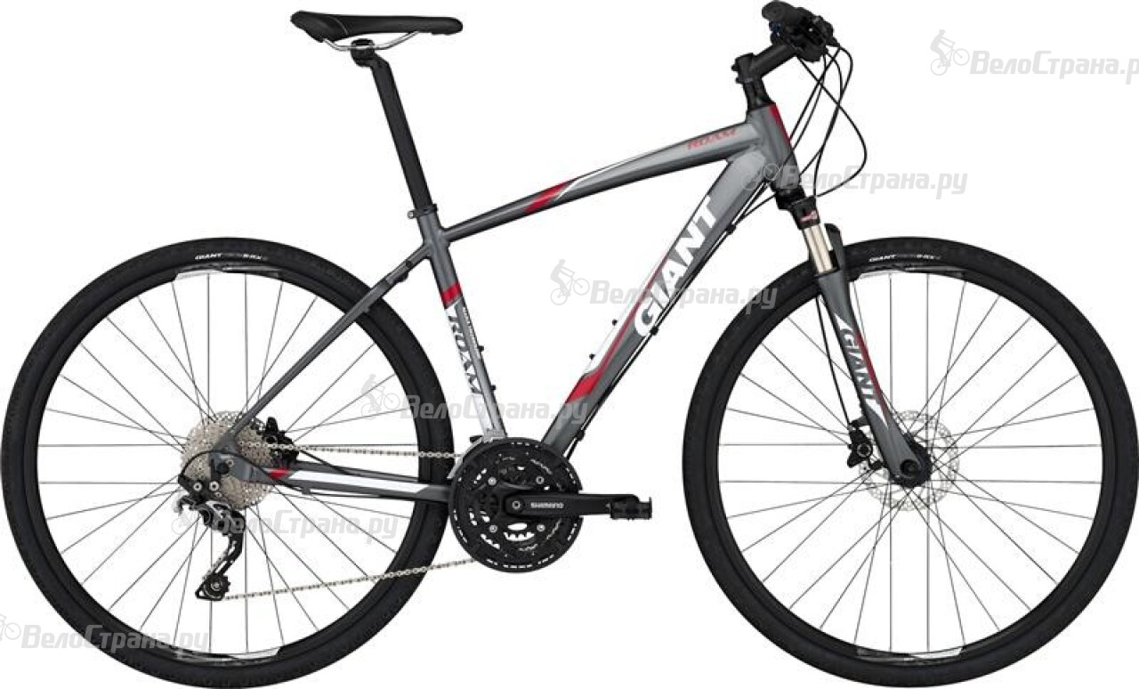 купить Велосипед Giant Roam 1 Disc LTD (2015) недорого
