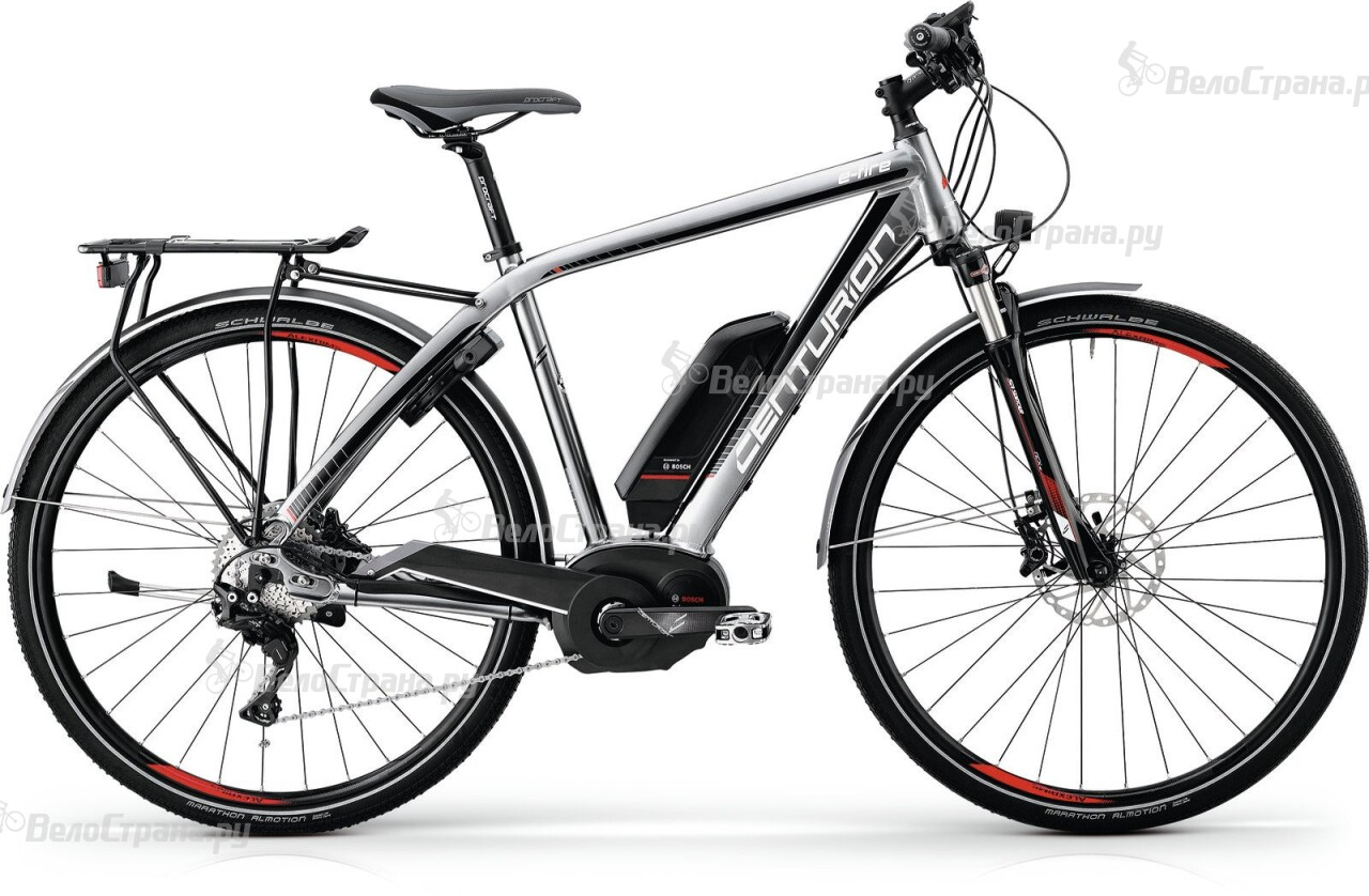 Велосипед Centurion E-Fire Sport 511 DX (2016) велосипед centurion e co 408 2017