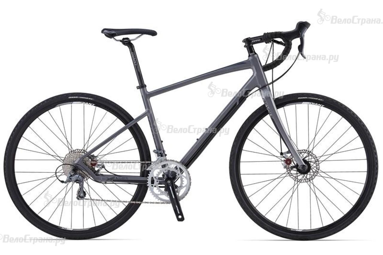 Велосипед Giant Revolt 2 (2014)