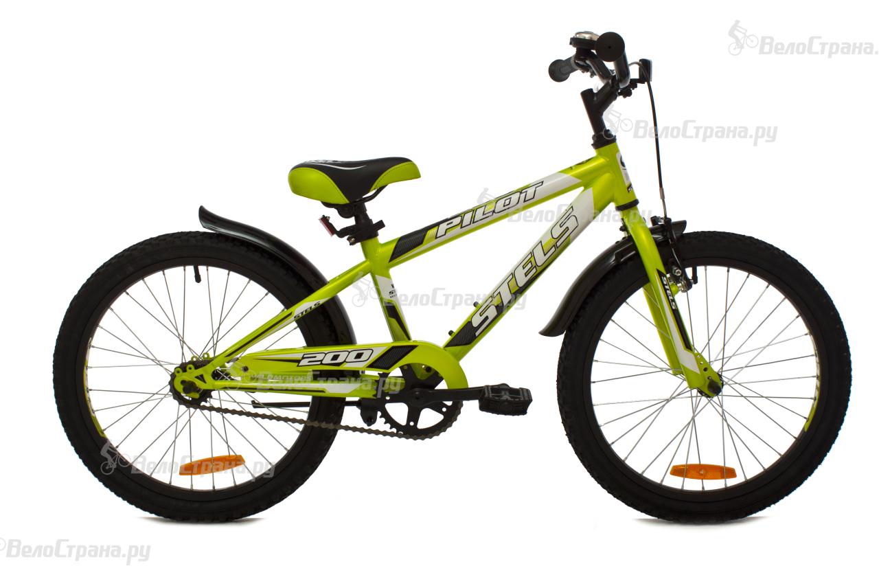 цены  Велосипед Stels Pilot 200 Boy (2016)