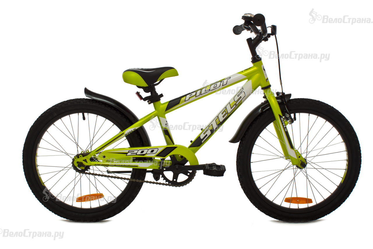 Велосипед Stels Pilot 200 Boy (2016) велосипед stels pilot 240 girl 3sp 2016