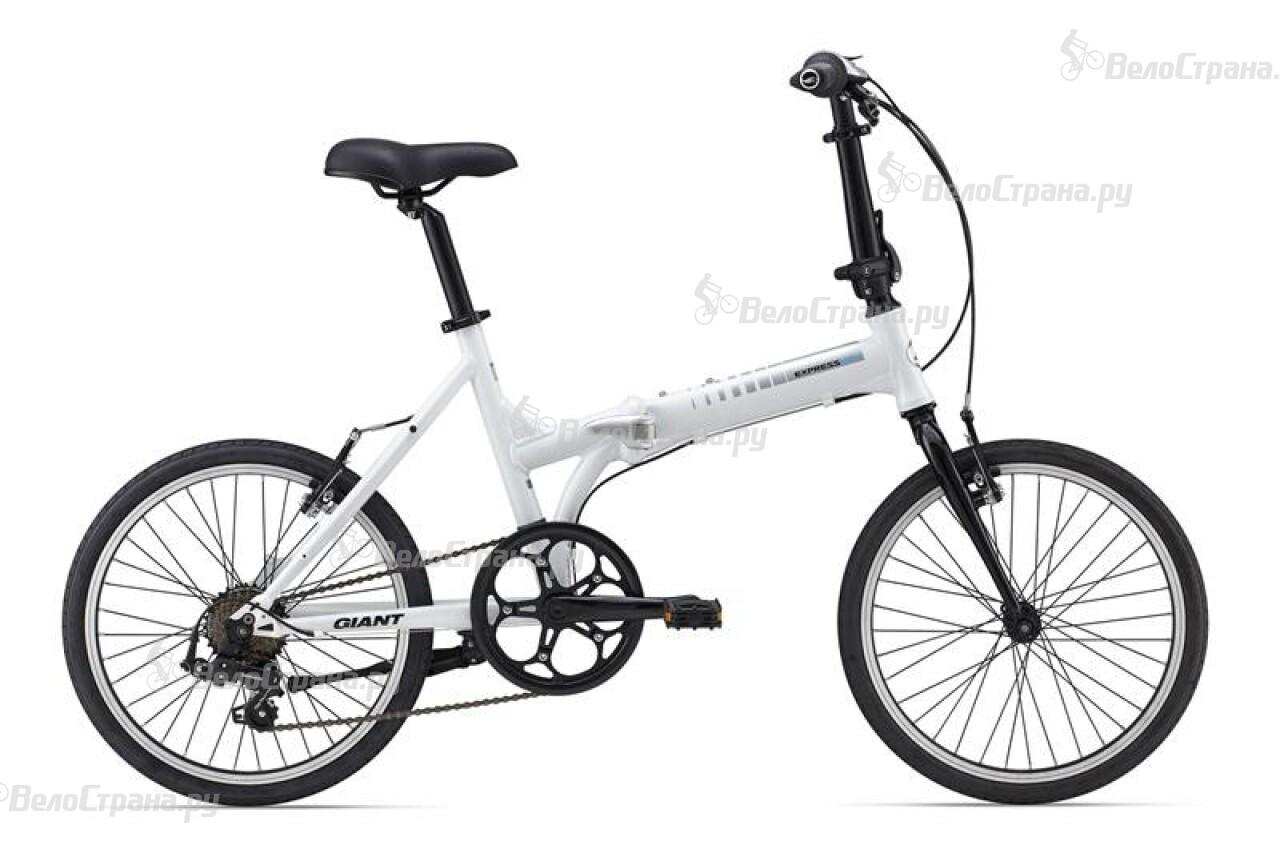 Велосипед Giant Expressway 2 (2015) велосипед giant intrigue 27 5 2 2015