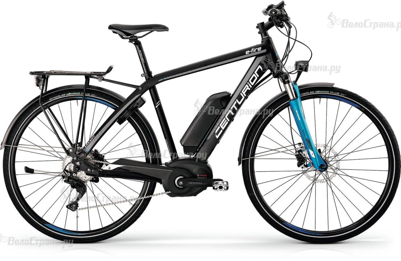 Велосипед Centurion E-Fire Sport 411 (2016) велосипед centurion e co 408 2017