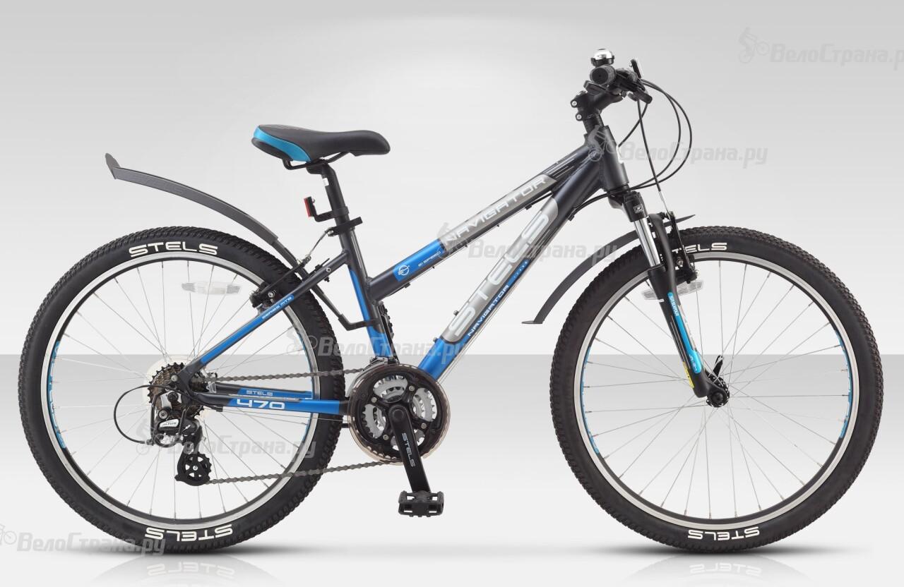 Велосипед Stels Navigator 470 (2014) велосипед stels navigator 700 2017