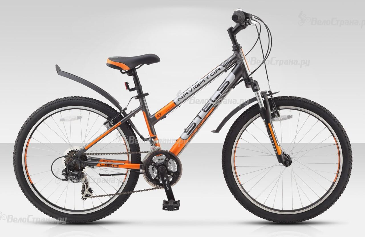 Велосипед Stels Navigator 450 (2014) велосипед stels navigator 320 2017
