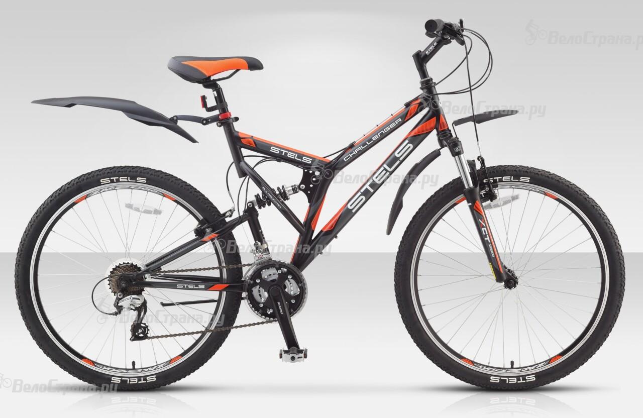 Велосипед Stels CHALLENGER (2014) велосипед challenger mission lux fs 26 черно красный 16