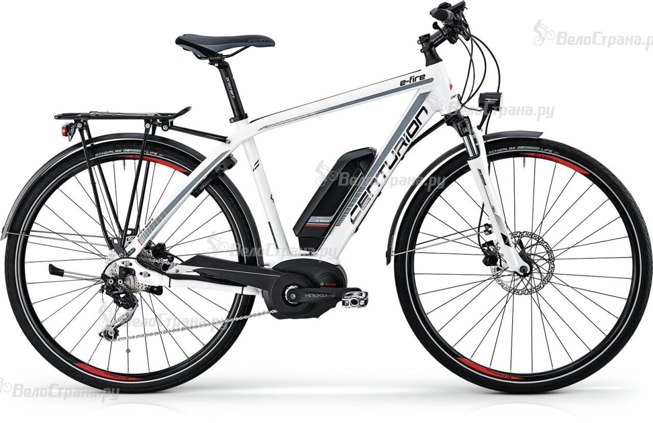 Велосипед Centurion E-Fire Sport 510 DX (2016) велосипед centurion e co 408 2017