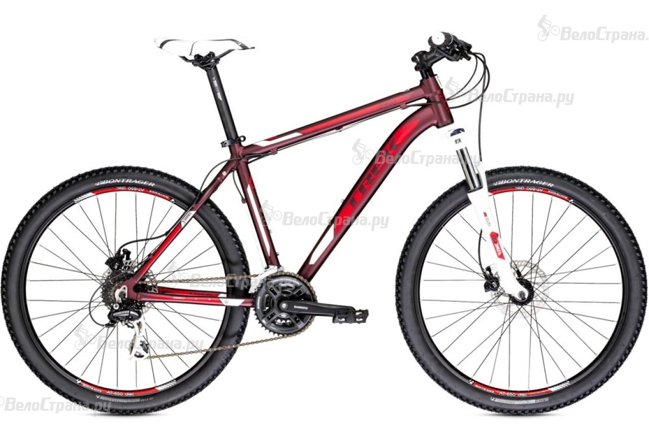 Велосипед Trek 3900 Disc (2014) велосипед trek verve 2 2014